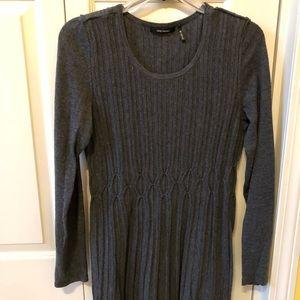 Sweaters - grey sweater
